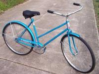 I have for sale a ladies 26 inch single speed