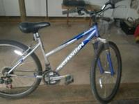 "Selling my Ladies 26"" Schwinn Sidewinder All-Terrain,"