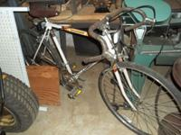 I have a ladies Bike and a Gentlemans Bike $50.00 each