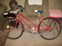 I got a Ladies bike for sale in great condition for