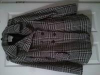 Ladies coat size large. Used but still in good shape,