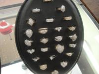 We have over 40 Ladies Diamond Rings for sale.They