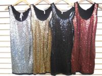 ITEM # 4138 LADIES DRESS 3 COLORS each dz comes 3 S *3