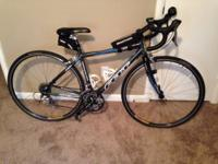 Felt fw 35 ladies road bike- GREAT CONDITION Shimano
