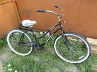 Single Speed Bike Made by Huffy 26 inch wheels, all