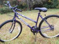 Ladies Magna bicycle good condition call  Location: