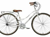 The Ladies Nirve Wilshire city bike evokes the feelings
