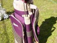 $179.00 for the set of clubs, bag & caddie! Excellent