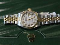 Ladies Datejust ROLEX Authentic  Y Series Year: 2006