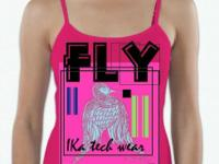 Pink Ladies tank leading fashioned by Ika Tech wear! Is