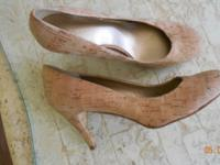 1. $10.00 - NEW Nine West Heels - 7 1/2M - label on