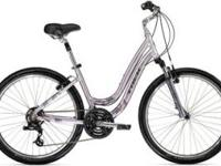 Ladies Trek Navigator 2.0 Comfort Bike Trek's 21 speed