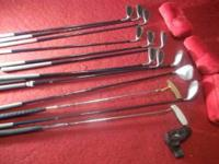 calloway ladies golf set with big berta x brass allied
