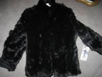 BRAND NEW--FUR COAT--CALL OR TEXT  Location: S BELOIT