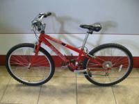We have for sale a preowned Ladies Raleigh M20 Mountain