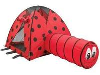 Pacific playtents ladybug tent and tunnel combo. It is