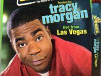 LAFFAPALOOZA Located by Tracy Morgan.