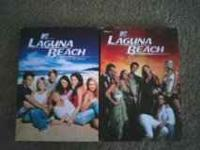 I have the complete first and second season of laguna
