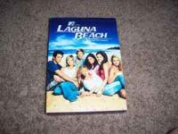 Laguna Beach Season 1 DVD set-works fine  no texts