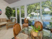 Nestled in a tropical paradise on a quiet cul-de-sac at