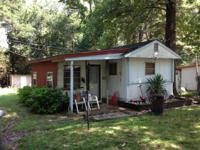 3 bedroom 2 bath mobile home with additions, garage and