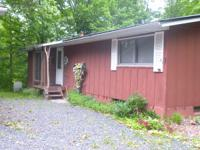 We have a nice year round 3 bedroom, 1.5 bath home with