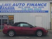 Lake Manawa Auto Finance Located at 807 32 Ave, Council