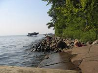 Mille Lacs Mature Woods Private Getaway This is For