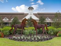 This equestrian facility was designed for the serious
