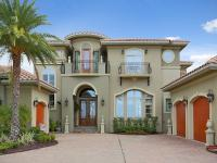 This fabulous waterfront Mediterranean is located new
