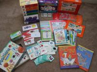 I have a bunch of educational stuff I used for my 5