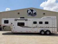 NEW ARRIVAL 2014 Lakota 3 horse 11 amp 039 shortwall