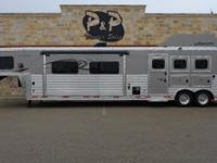 IN STOCK This trailer has a lot of living space. 2015