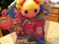 I have a brand new never opened Lalaloopsy: Holly