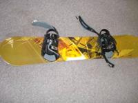 LaMar II Snowboard 8+8. Excellent condition. (I