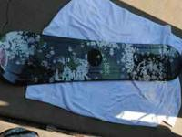 Lamar Omen Snowboard. This board is in excellent