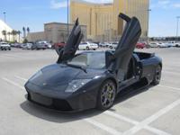 Get Lamborghini Car Rental in Las Vegas from