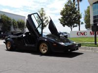 For Sale: 1988.5 Lamborghini Countach LP5000 QV