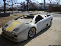 COMPLETE READY TO FINISH LAMBORGHINI DIABLO SPYDER KIT.