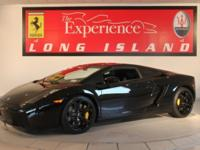 2005 Lamborghini GallardoThe Experience Auto Group is