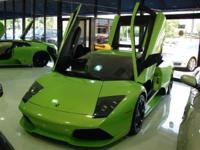 This 2009 Lamborghini Murcielago 2dr LP 640 AWD Coupe