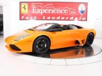 2008 Lamborghini Murcielago RoadsterFerrari-Maserati of