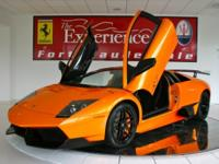 2010 Lamborghini LP 670 SuperveloceWith only 3245 miles