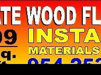To All The Flooring Installers Or to All of you Do it