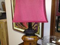 THESE ASSORTED LAMPS ARE ALL BRAND NEW AND AQUIRED THRU