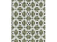 The Muskoka Apple Polyester 4 ft. x 6 ft. Area Rug