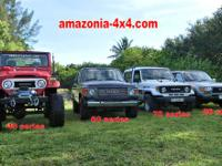 Looking to get your Land Cruiser Restored?  Or just