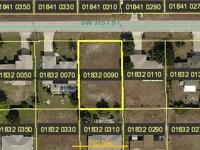 Land for Development in Cape Coral, Florida. Access