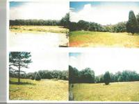 2 lots available for sale!  6449 Mt. Pleasant Rd .