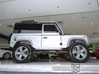 This 1997 Land Rover Defender 90 2dr Custom Restoration